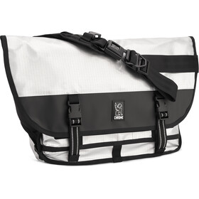 Chrome Citizen Messenger Bag, chromed